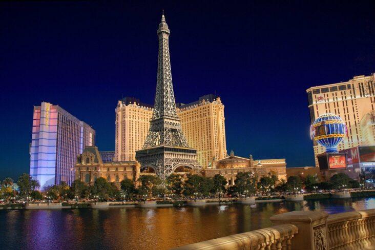 Twilight in Las Vegas